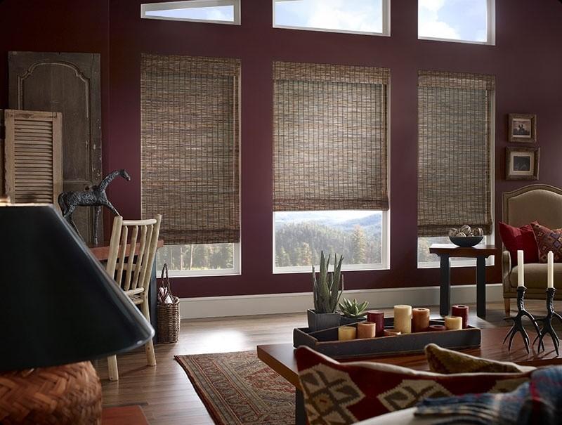 CEN Woven Wood Shades